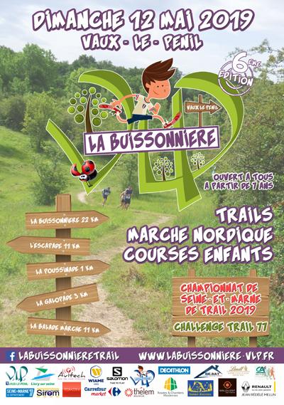 6ème édition de La Buissonnière 12 mai 2019